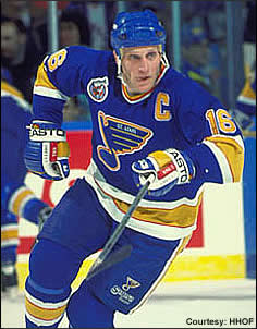Brett Hull Is Thought To Be One Of NHLs Greatest Players All Time And He Definitely The Best Blues In Franchise History