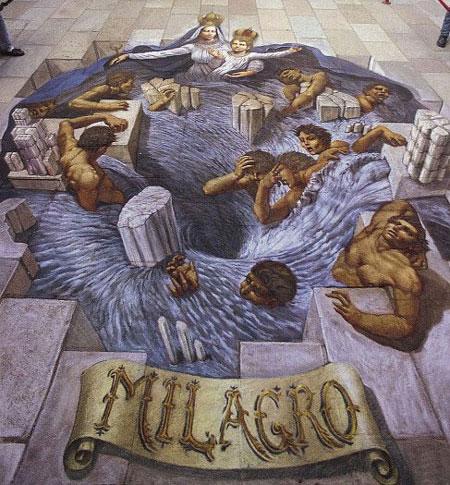 Milagro by Kurt Wenner