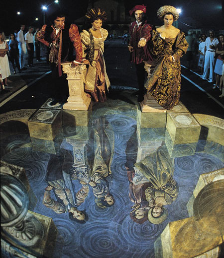 Reflections by Kurt Wenner