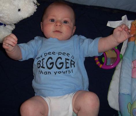 Mine's Bigger