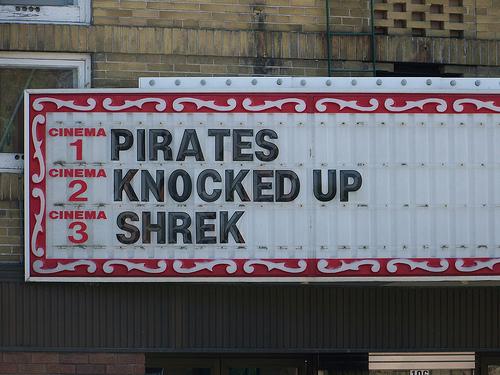 Cant Trust Pirates