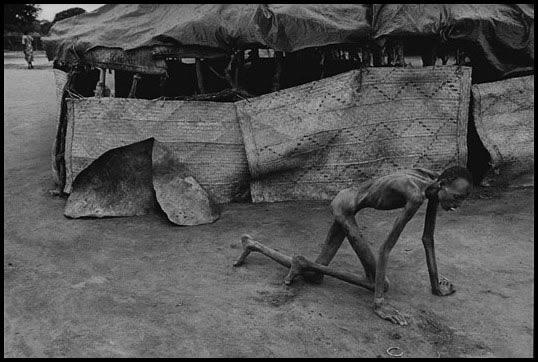 Famine Victim