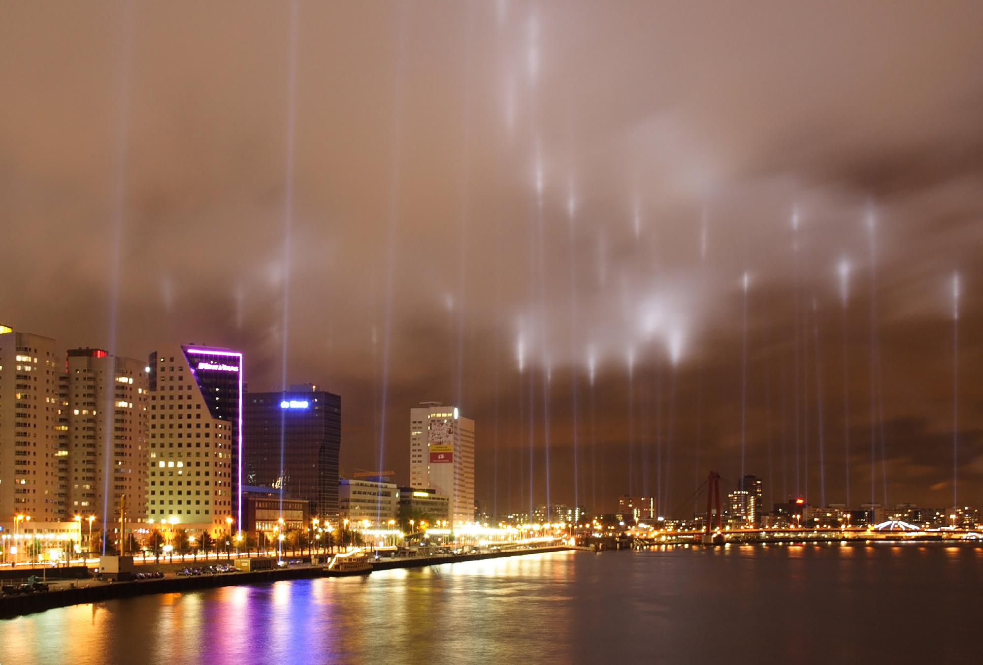 Herdenking Vuurgrens Rotterdam